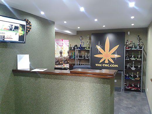 sklep stacjonarny z nasionami marihuany, konopi, konopii, cannabis