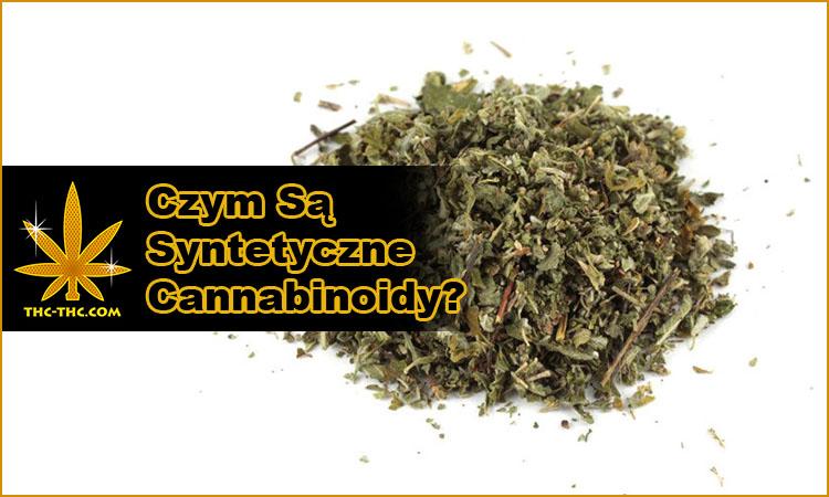 syntetyczne, cannabinoidy, dopalacze
