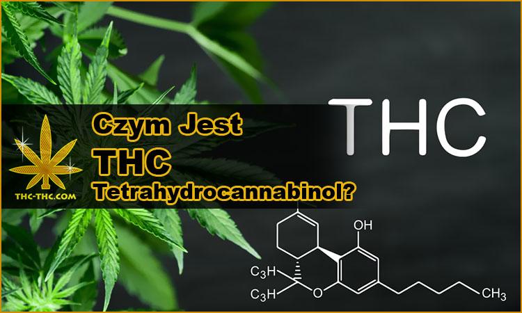thc, tetrahydrocannabinol, czym, jest