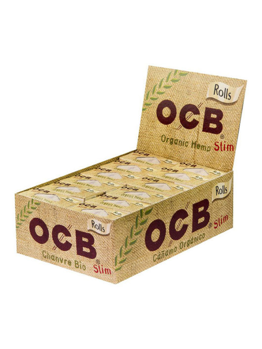Bibułki OCB Organiczne Konopne Rolls, Produkt, Sklep