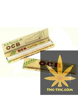 Bibułki OCB Organiczne Konopne, Produkt, Sklep