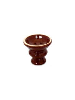 Cybuch Ceramiczny do Shishy, Duży, Brązowy, Produkt, Sklep