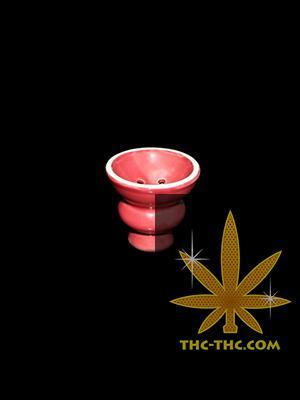 Cybuch Ceramiczny do Shishy, Duży, Różowy, Produkt, Sklep