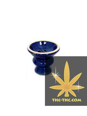 Cybuch Ceramiczny do Shishy, Średni, Niebieski, Produkt, Sklep