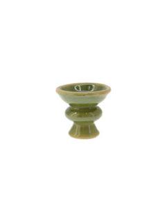 Cybuch Ceramiczny do Shishy, Średni, Zielony, Produkt, Sklep