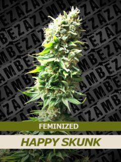 Happy Skunk Feminizowane, Nasiona Marihuany, Konopi, Cannabis