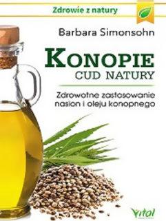Konopie Cud Natury - Barbara Simonsohn, Produkt, Sklep