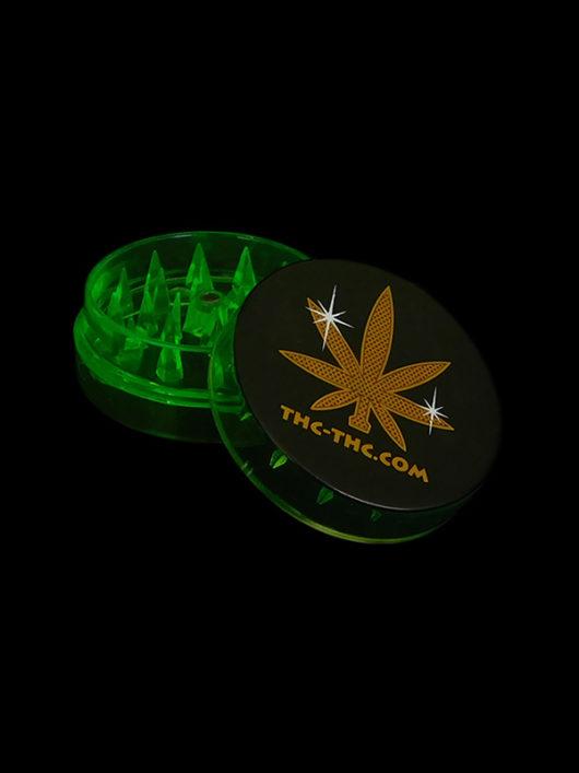 Młynek Akrylowy Magnetyczny THC-THC, Produkt, Sklep