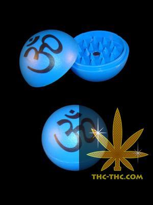 Młynek Kulka Akrylowy Magnetyczny Niebieski, Produkt, Sklep