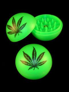 Młynek Kulka Akrylowy Magnetyczny Zielony, Produkt, Sklep