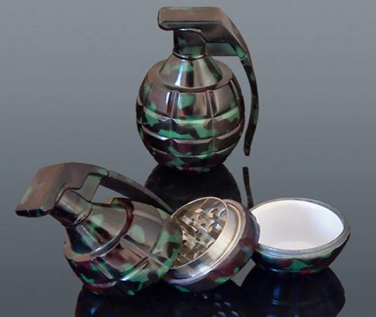 Młynek Metalowy Granat Owalny, Produkt, Sklep
