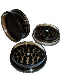 Młynek Płaski Akrylowy Magnetyczny Czarny, Produkt, Sklep