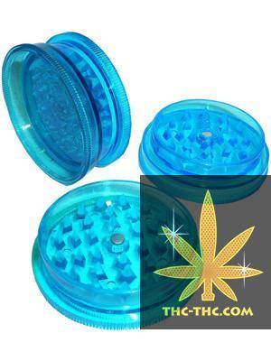 Młynek Płaski Akrylowy Magnetyczny Niebieski, Produkt, Sklep