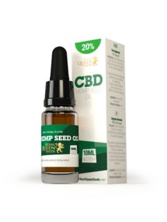 Olej CBD z Nasion Konopi 20%, 10ml - Royal Queen Seeds, Produkt, Sklep