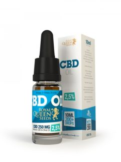 Olej Konopny CBD 2.5%, 10ml - Royal Queen Seeds, Produkt, Sklep