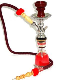 Shisha Fatota 35cm Czerwona, Produkt, Sklep
