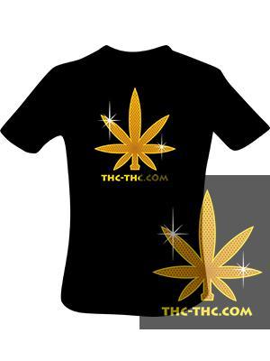 T-Shirt Koszulka THC-THC, Produkt, Sklep