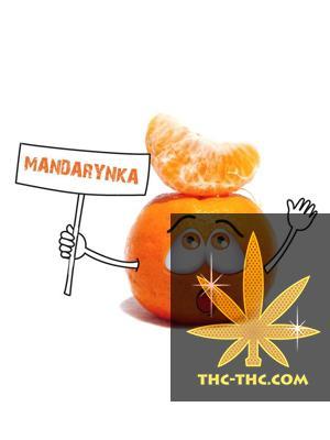 Tytoń do Fajki Wodnej 5pipes Mandarynka, Produkt, Sklep