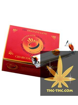 Węgielki do Shishy Belgijskie 1szt, 10 tabletek, 33mm, Produkt, Sklep
