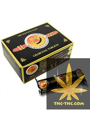 Węgielki do Shishy Belgijskie 1szt, 10 tabletek, 40mm, Produkt, Sklep